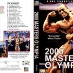 2000 Masters Olympia (DVD)