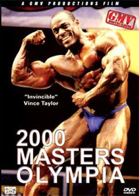 2000 Masters Olympia