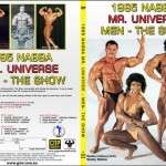 1985 NABBA Universe: Men - The Show (DVD)