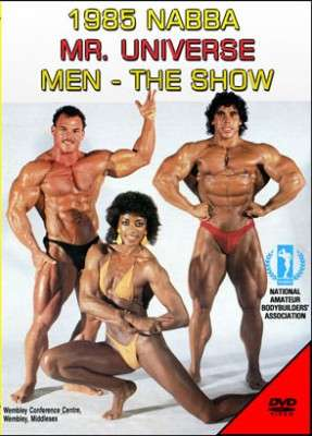 1985 NABBA Universe: Men - The Show (DVD)