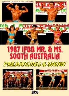 1987 IFBB Mr & Ms South Australia Download