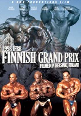 1998 Finnish Grand Prix (DVD)