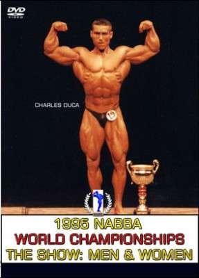 1995 NABBA World Championships - Show (DVD)