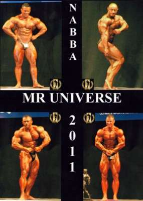2001 NABBA Mr. Universe