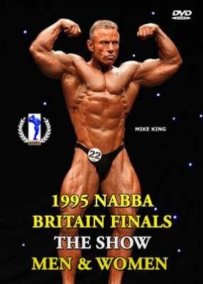 1995 NABBA Britain Finals: The Show (DVD)