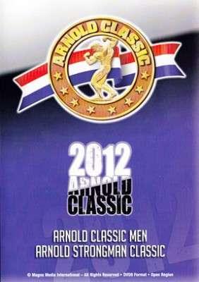2002 Arnold Strongman Classic DVD