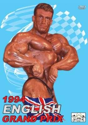1994 English Grand Prix DVD