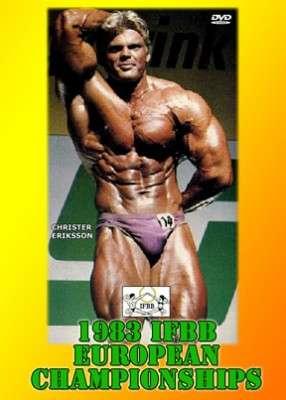 1983 IFBB European Championships