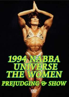 1994 NABBA Universe - Women DVD