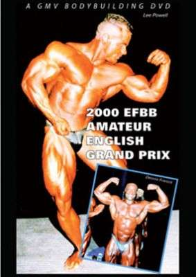 2000 EFBB Amateur English Grand Prix