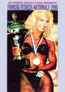 1998 Finnish Fitness Nationals (Digital Download)