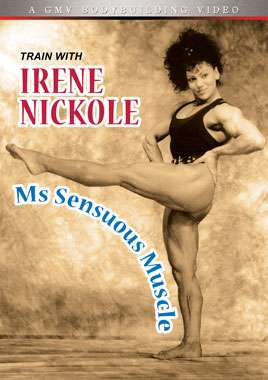 Irene Nickole - Ms Sensuous Muscle (Digital Download)