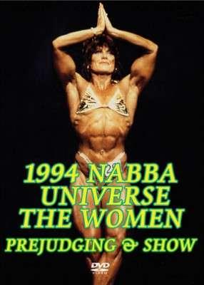 1994 NABBA Universe: Women (Digital Download)