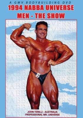 1994 NABBA Mr. Universe - The Show (Digital Download)