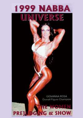 1999 NABBA Universe - The Women (Download)