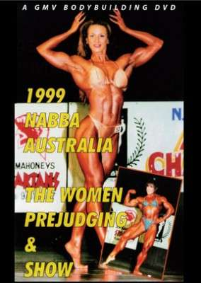 1999 NABBA Australia - The Women (DVD)