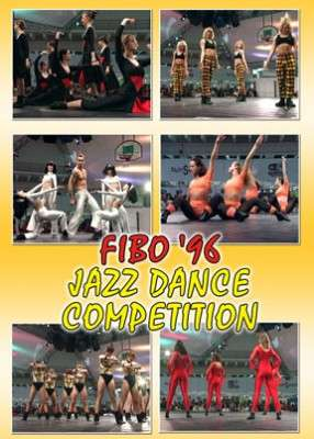 FIBO '96 Jazz Dance Competition (DVD)