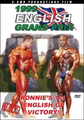 1999 IFBB English Grand Prix (DVD)