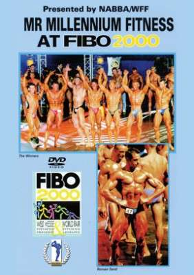 Mr. Millennium fitness FIBO 2000 DVD