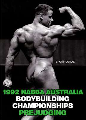 1992 NABBA Australia - Prejudging