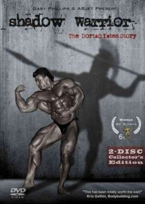 Dorian Yates Shadow Warrior DVD