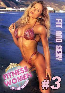 Fitness Women of the World #3