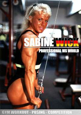Sabine Wick - Pro Ms World Workout (Digital Download)