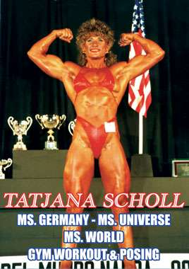 Tatjana Scholl: Ms. Germany Ms Universe Ms World (Download)