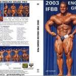 2003 IFBB English Grand Prix DVD