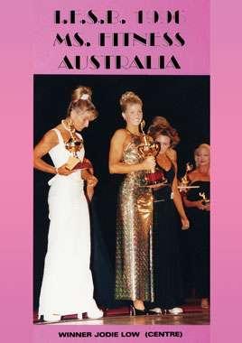 1996 IFSB Ms. Fitness Australia (Digital Download)