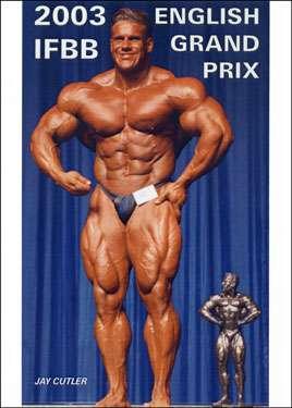 2003 IFBB English Grand Prix (Digital Download)