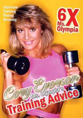 Cory Everson: Ms. Olympia's Training Advice and Posing (Digital Download)