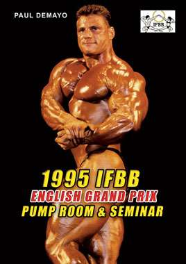 1995 English Grand Prix: Pump Room and Seminar (Digital Download)