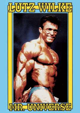 Lutz Wilke: Mr. Universe Workout (Digital Download)