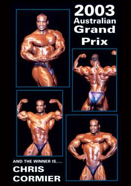 2003 IFBB Pro Australian Grand Prix (Digital Download)