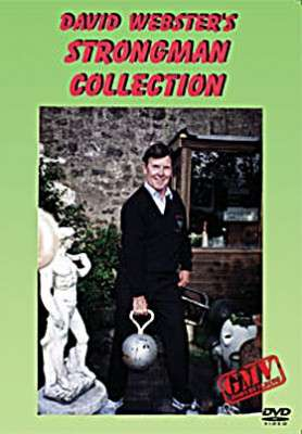 David Webster's Strongman Collection DVD