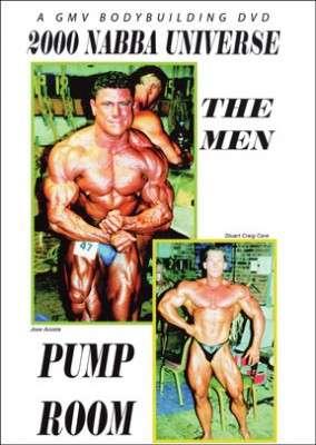 2000 NABBA Universe: The Men's Pump Room (Digital Download)