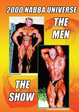 2000 NABBA Universe: Men - Show (Digital Download)
