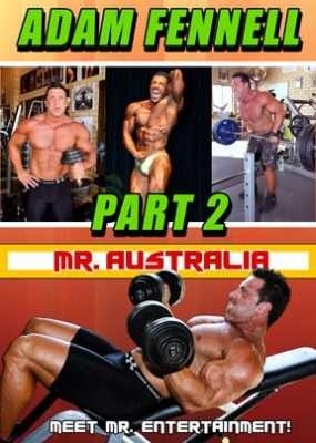 Adam Fennell Mr Australia Part 2