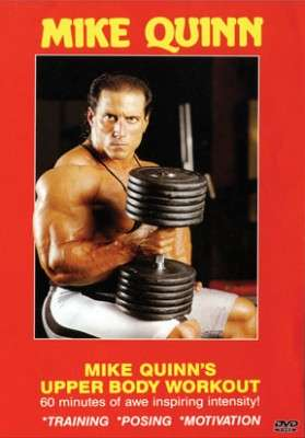 Mike Quinn Upper Body Workout