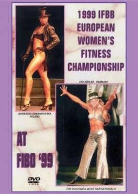 1999 IFBB Women's European Fitness Championship