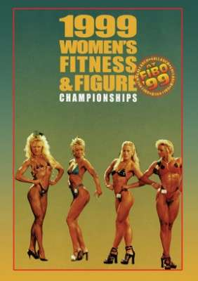 1999 NABBA/WFF Women's Figure and Fitness Championships DVD