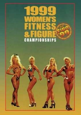 1999 NABBA/WFF Women's Figure and Fitness Championships DVD