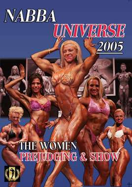 2005 NABBA Universe - The Women (Digital Download)