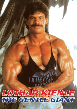 Lothar Kienle - Germany's Gentle Giant (Download)