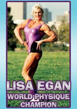 Lisa Egan - World Physique Champion (Digital Download)