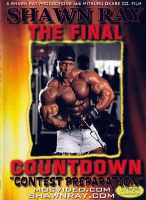 Shawn Ray Final Countdown DVD