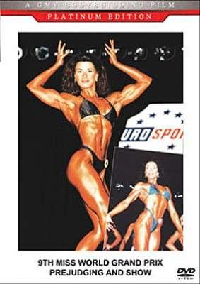 1996 NABBA M s World Grand Prix Figure