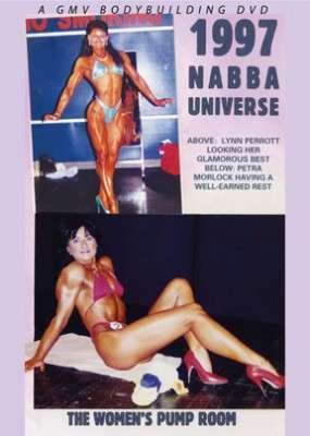 1997 NABBA Universe Women's Pump Room