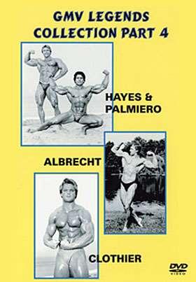 GMV Legends Collection # 4 - Hates, Palmiero, Albrecht, Clothier